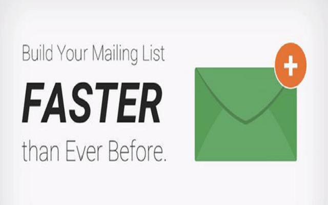 ایجاد لیست ایمیل در وردپرس