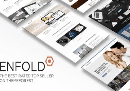 معرفی قالب Enfold