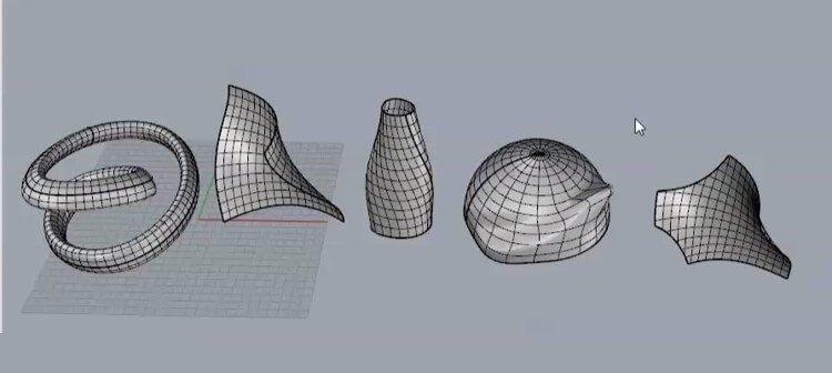 Rhino Modeling Tool