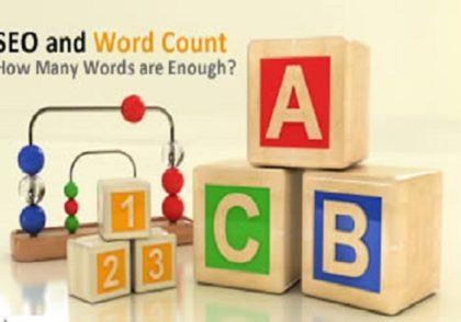 تعداد کلمات چه تاثیراتی بر سئو سایت دارد ؟