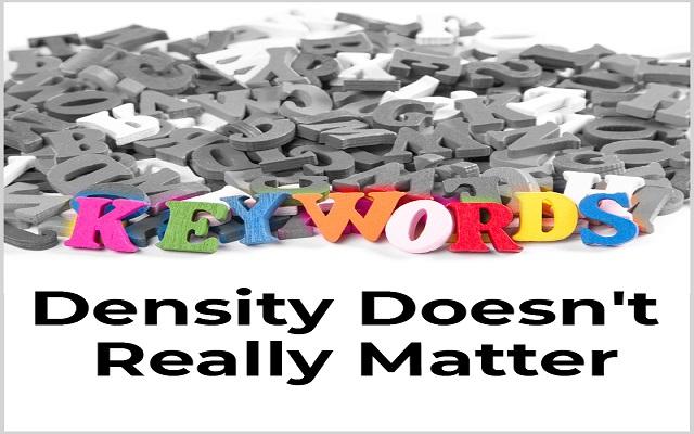 چگالی کلمات کلیدی و اهمیت آن در سئو